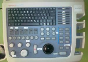 MEDISON 8000 LIVE PRIME használt ultrahang készülék
