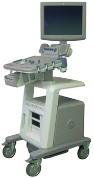 GE LOGIQ A5 használt ultrahang készülék