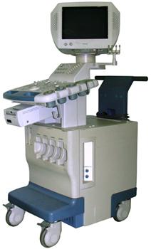 TOSHIBA ultrahang készülék
