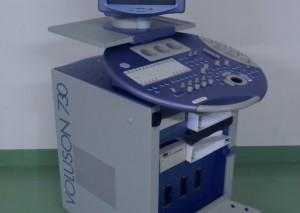 GEGE VOLUSON 730 PRO használt ultrahang készülék