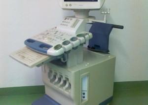 TOSHIBA NEMIO 10 használt ultrahang készülék