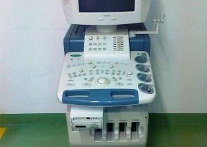 TOSHIBA NEMIO 20 használt ultrahang készülék
