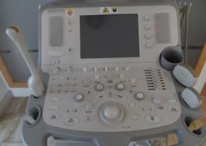 TOSHIBA XARIO MX ultrahang készülék